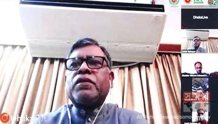 বাড়ছে করোনা পরীক্ষার পরিসর: স্বাস্থ্যমন্ত্রী