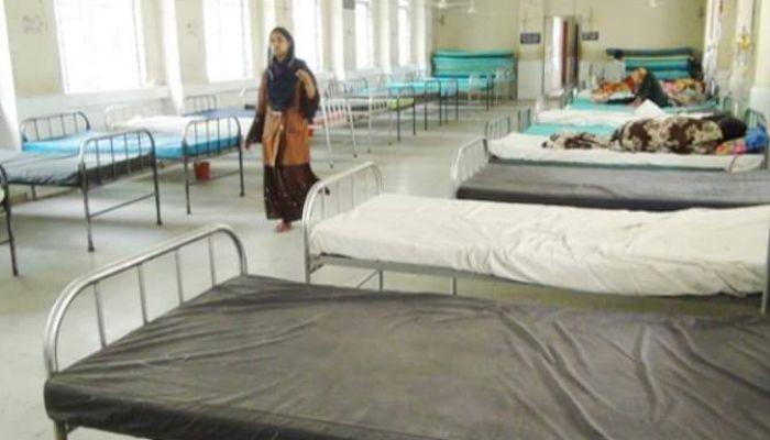 ময়মনসিংহ মেডিক্যাল কলেজ হাসপাতালে নেই করোনা সুরক্ষা সামগ্রী