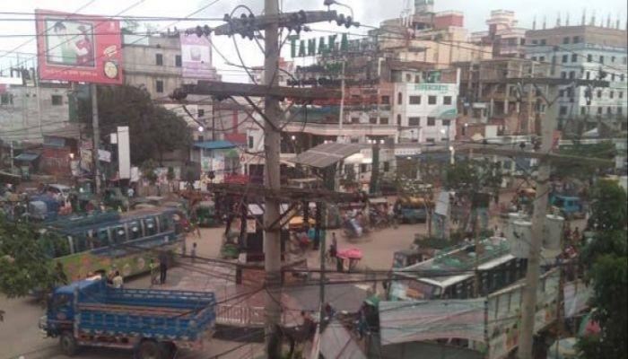 তিন করোনা রোগী শনাক্ত, কেরানীগঞ্জের ১ হাজার বাড়ি লকডাউন