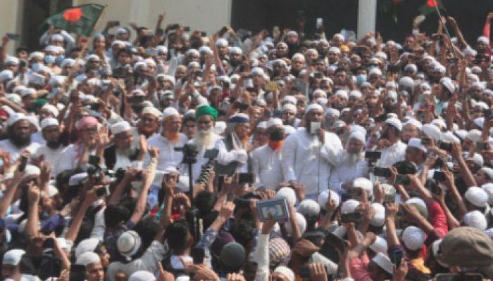 করোনা আল্লাহ দিয়েছেন, মাদ্রাসা বন্ধ করলে আন্দোলন: হেফাজত