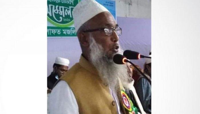 হেফাজত নেতা কোরবান আলী গ্রেপ্তার