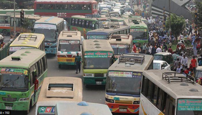 প্রজ্ঞাপন জারি: বন্ধ থাকছে দূরপাল্লার বাস-লঞ্চ-ট্রেন