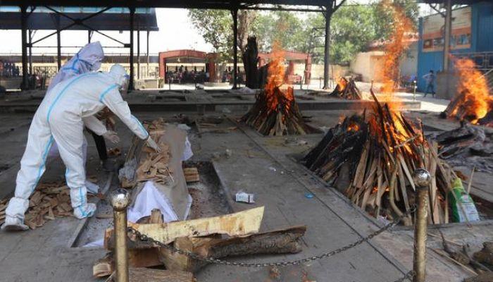 ভারতে একদিনে ৪ হাজারের বেশি মৃত্যু