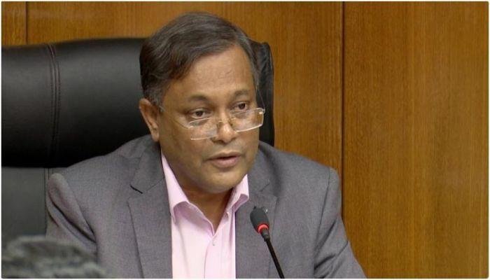 কুমিল্লায় ঘটনার পরিকল্পনা হয়েছে লন্ডনে: তথ্যমন্ত্রী